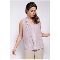 tekstylia Damskie Topy / Bluzki Fashion brands TP25-PINK Różowy
