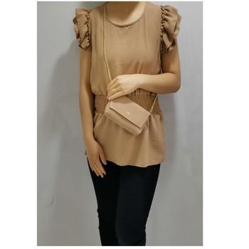 tekstylia Damskie Topy / Bluzki Fashion brands 3101-CAMEL Camel