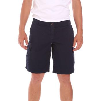 tekstylia Męskie Szorty i Bermudy Lumberjack CW80748 002EU Niebieski