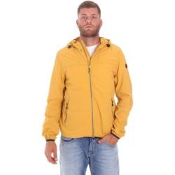 tekstylia Męskie Kurtki krótkie Lumberjack CMB3223 001EU Żółty