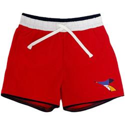 tekstylia Dziecko Kostiumy / Szorty kąpielowe Diadora 102175897 Czerwony