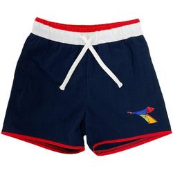 tekstylia Dziecko Szorty i Bermudy Diadora 102175897 Niebieski