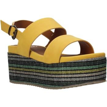 Buty Damskie Sandały Onyx S20-SOX756 Żółty