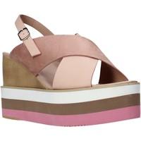 Buty Damskie Sandały Onyx S20-SOX758 Różowy