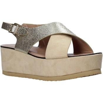 Buty Damskie Sandały Onyx S20-SOX745 Beżowy