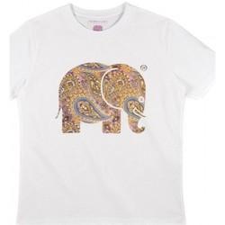 tekstylia Damskie Koszule Trendsplant CAMISETA MUJER  029940WPTW Biały