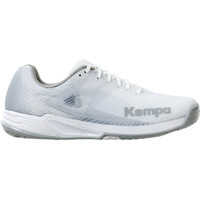 Buty Damskie Buty halowe Kempa Chaussures femme  Wing 2.0 blanc/gris froid