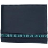 Torby Męskie Portfele Bikkembergs E2BPME2D3043 Niebieski