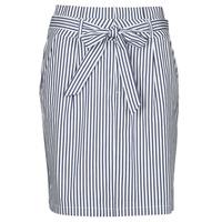 tekstylia Damskie Spódnice Vero Moda VMEVA Niebieski / Biały