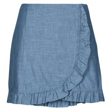 tekstylia Damskie Spódnice Vero Moda VMAKELA Niebieski