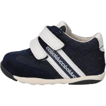 Buty Chłopiec Trampki niskie Balducci AG931 Niebieski