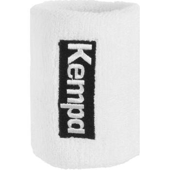 Dodatki Akcesoria sport Kempa Poignet-éponge  12 cm blanc