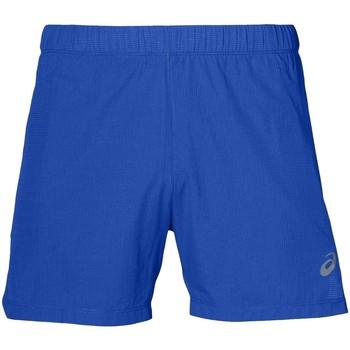 tekstylia Męskie Szorty i Bermudy Asics Cool 2-N-1 5 in Short Niebieski