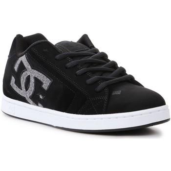 Buty Męskie Buty skate DC Shoes Buty skate DC Net 302361-BKO czarny