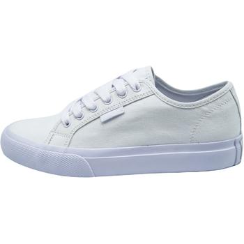 Buty Męskie Trampki niskie DC Shoes Manual Biały