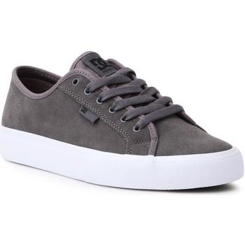 Buty Męskie Buty skate DC Shoes Buty skate DC Manual S ADYS300637-GRY szary