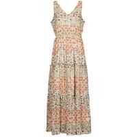 tekstylia Damskie Sukienki długie Vero Moda VMBITTEN Wielokolorowy