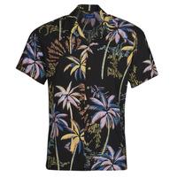 tekstylia Męskie Koszule z krótkim rękawem Jack & Jones JORTROPICANA Wielokolorowy
