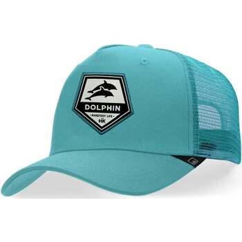 Dodatki Czapki z daszkiem Hanukeii Dolphin Niebieski