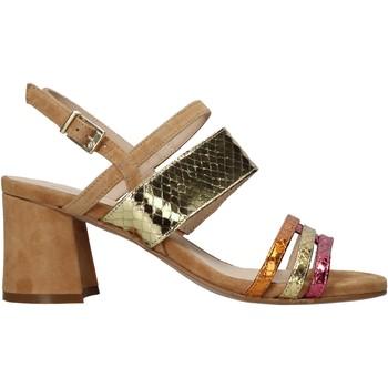 Buty Damskie Sandały Carmens Padova 45069 Brązowy