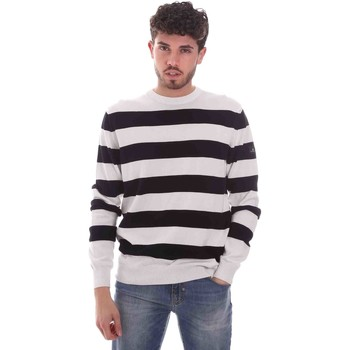 tekstylia Męskie Swetry Navigare NV00232 30 Biały