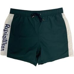 tekstylia Męskie Kostiumy / Szorty kąpielowe Refrigiwear 808491 Zielony