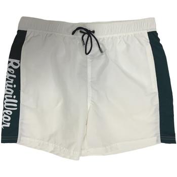 tekstylia Męskie Kostiumy / Szorty kąpielowe Refrigiwear 808491 Biały