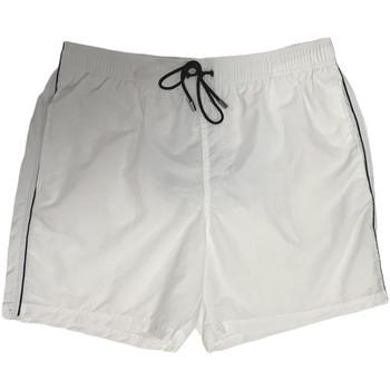 tekstylia Męskie Kostiumy / Szorty kąpielowe Refrigiwear 808390 Biały