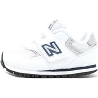 Buty Dziecko Trampki niskie New Balance NBIV393CWN Biały