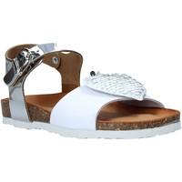 Buty Dziewczynka Sandały Bionatura 22PUPAC Biały