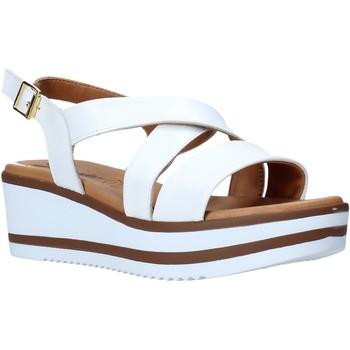 Buty Damskie Sandały Susimoda 2827 Biały