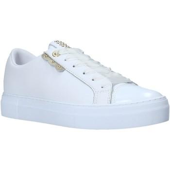 Buty Damskie Trampki niskie Manila Grace S647LU Biały