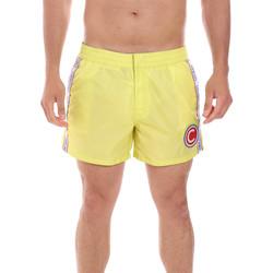 tekstylia Męskie Kostiumy / Szorty kąpielowe Colmar 7266 5ST Żółty