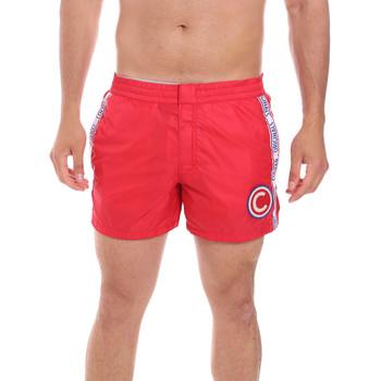 tekstylia Męskie Kostiumy / Szorty kąpielowe Colmar 7266 5ST Czerwony