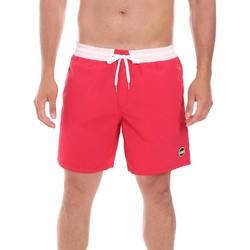 tekstylia Męskie Kostiumy / Szorty kąpielowe Colmar 7257 5SE Czerwony