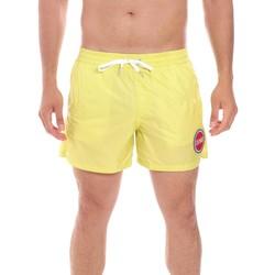 tekstylia Męskie Kostiumy / Szorty kąpielowe Colmar 7267 5ST Żółty