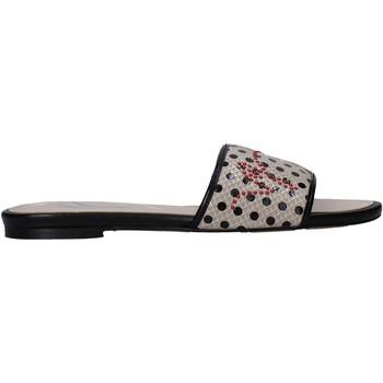 Buty Damskie Klapki Manila Grace S622LP Beżowy