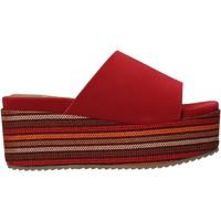 Buty Damskie Klapki Onyx S20-SOX751 Czerwony