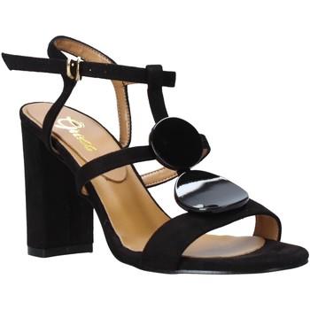 Buty Damskie Sandały Grace Shoes 934G002 Czarny
