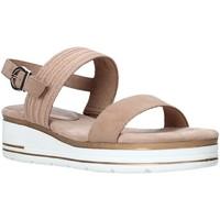 Buty Damskie Sandały Marco Tozzi 2-2-28771-26 Różowy