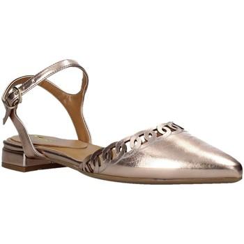 Buty Damskie Baleriny Grace Shoes 521T036 Różowy
