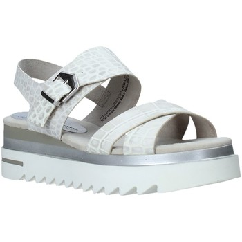 Buty Damskie Sandały Marco Tozzi 2-2-28708-26 Biały
