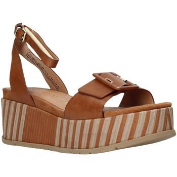 Buty Damskie Sandały Marco Tozzi 2-2-28513-26 Brązowy
