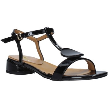 Buty Damskie Sandały Grace Shoes 971002 Czarny