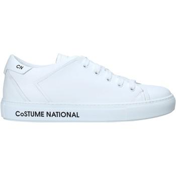 Buty Męskie Trampki Costume National 10425/CP A Biały