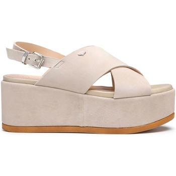 Buty Damskie Sandały Alberto Guardiani AGW003000 Beżowy