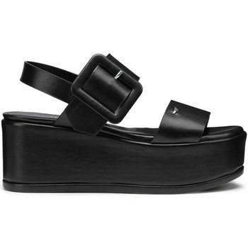 Buty Damskie Sandały Alberto Guardiani AGW003105 Czarny
