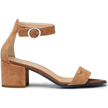 Buty Damskie Sandały Alberto Guardiani AGW003201 Beżowy