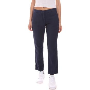 tekstylia Damskie Spodnie Colmar 0654T 1SQ Niebieski