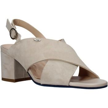 Buty Damskie Sandały Alberto Guardiani AGW003400 Beżowy